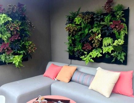 Small Space Vertical Garden