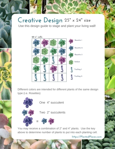 Succulents are the perfect way to decorate indoor and outdoor areas of your home! Learn how to build a Succulent Living Wall using the Planted Places Vertical Garden kit, and bring a pop of color to your living space. This easy DIY project is the perfect way to make your own unique home decor.